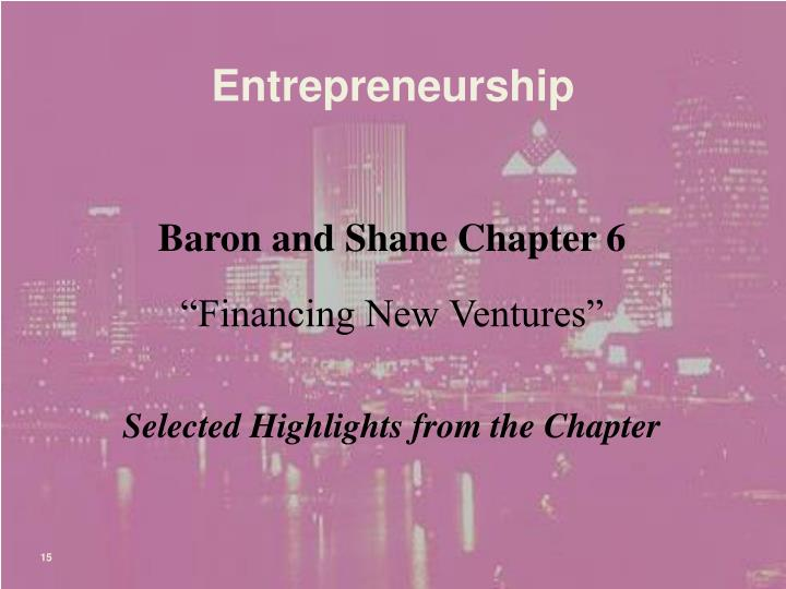 Baron and Shane Chapter 6