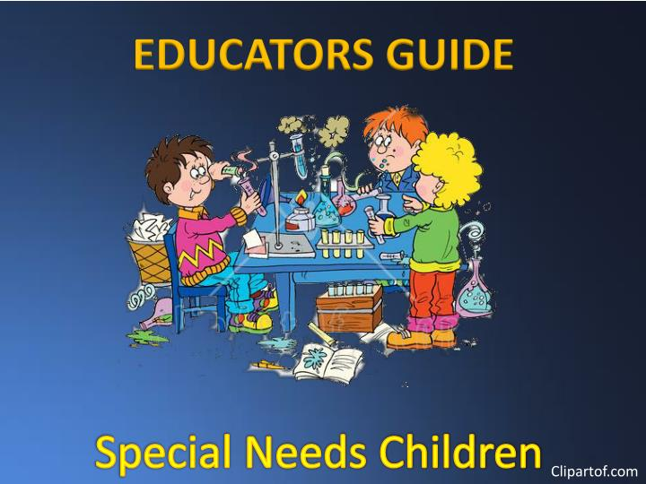 EDUCATORS GUIDE