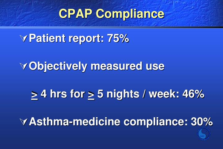 CPAP Compliance
