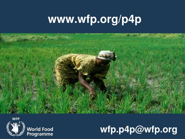 www.wfp.org/p4p