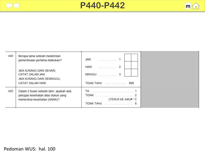P440-P442