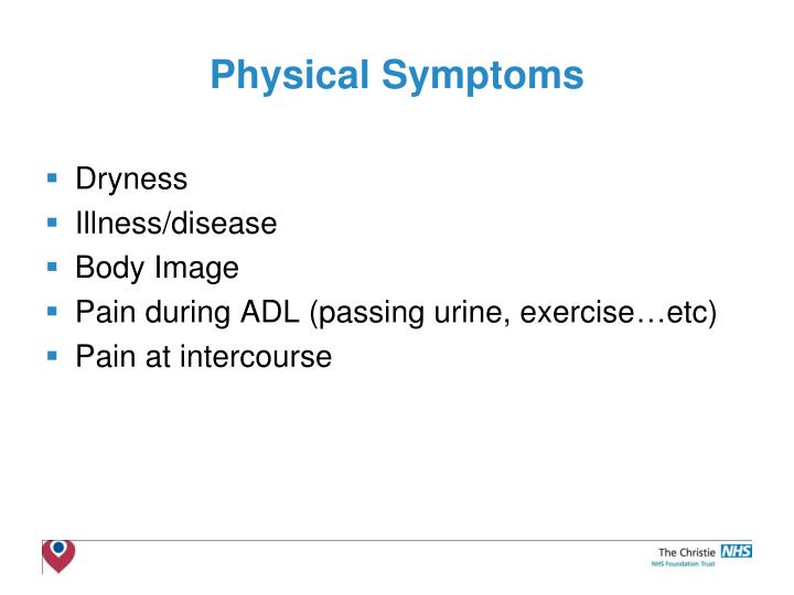 Physical Symptoms