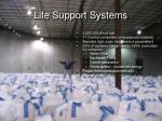 life support systems1