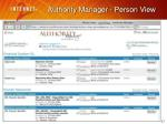 authority manager person view
