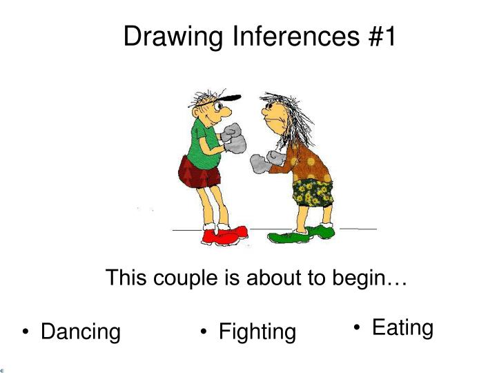 Drawing Inferences #1