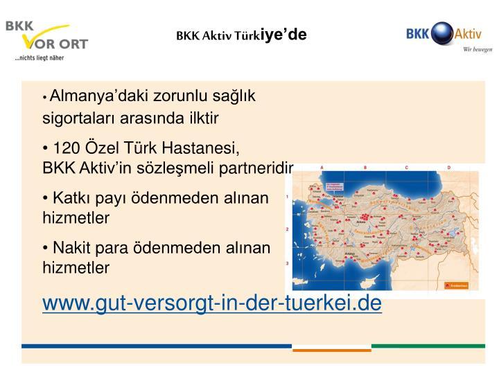 BKK Aktiv Türk