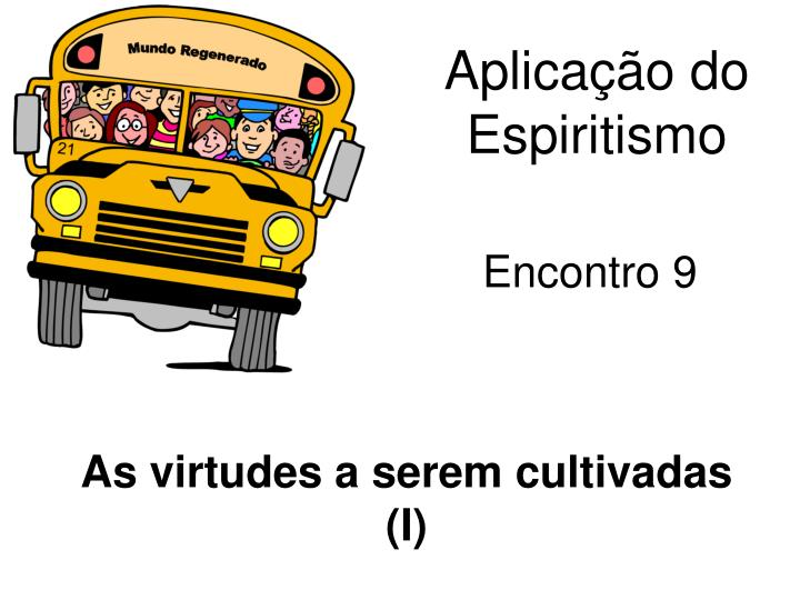 Aplicao do Espiritismo