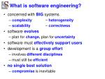 what is software engineering2