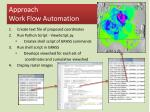 approach work flow automation