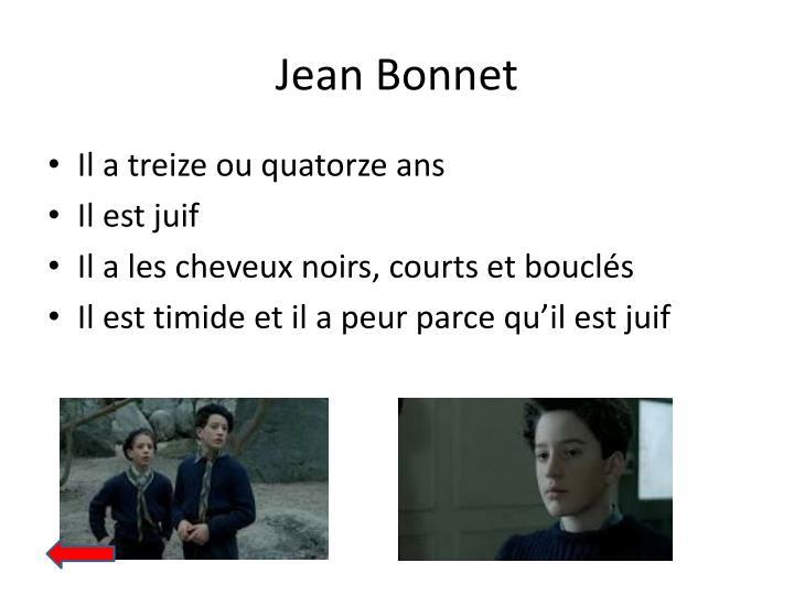 Jean Bonnet