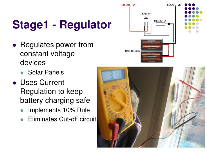 Stage1 - Regulator