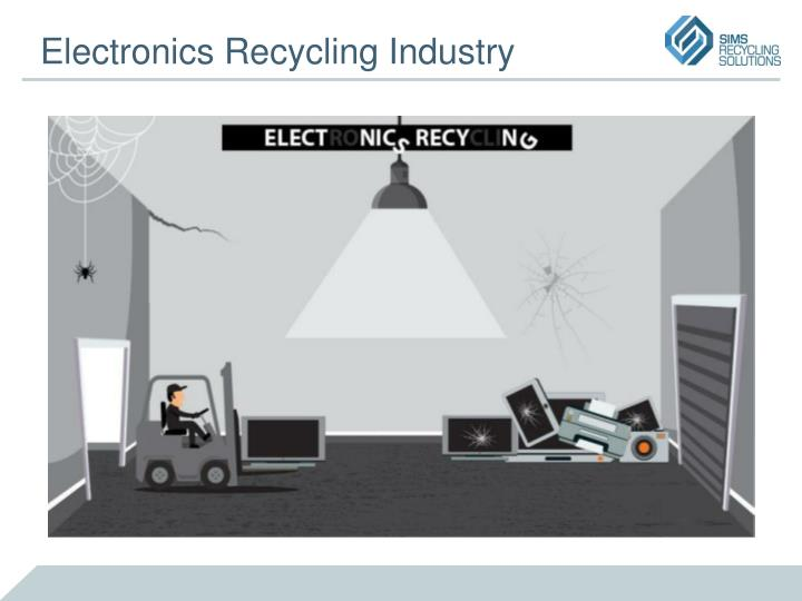Electronics Recycling Industry