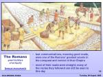 the romans great builders of antiquity famous monuments