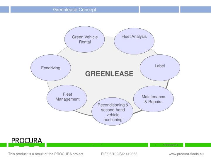 Greenlease Concept
