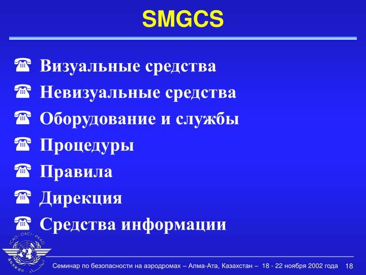 SMGCS