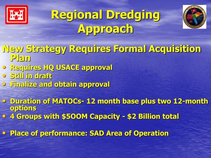 Regional Dredging