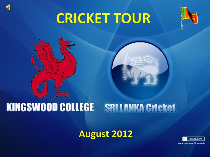 Cricket tour