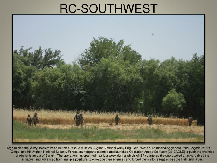RC-SOUTHWEST