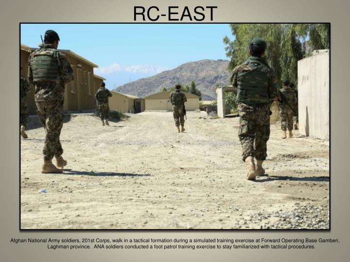RC-EAST