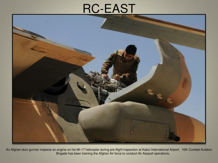 RC-EAST