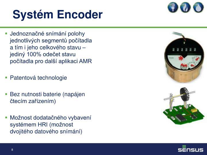 Systém Encoder