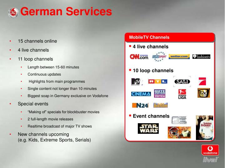German services