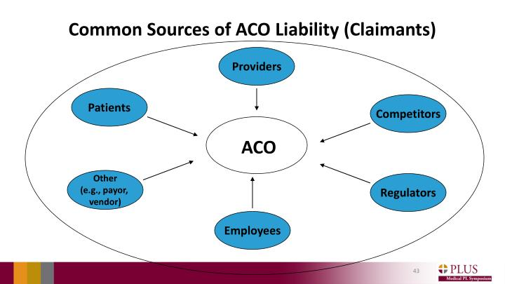 Common Sources of ACO Liability (Claimants)