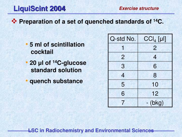 LiquiScint 2004