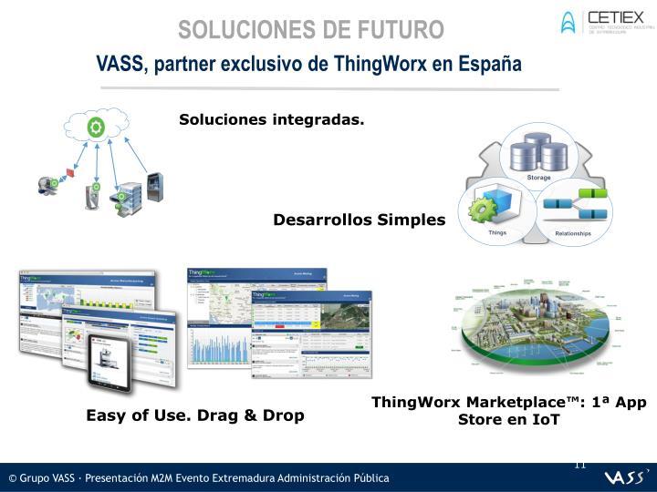 SOLUCIONES DE FUTURO