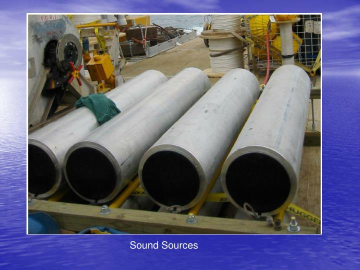 Sound Sources