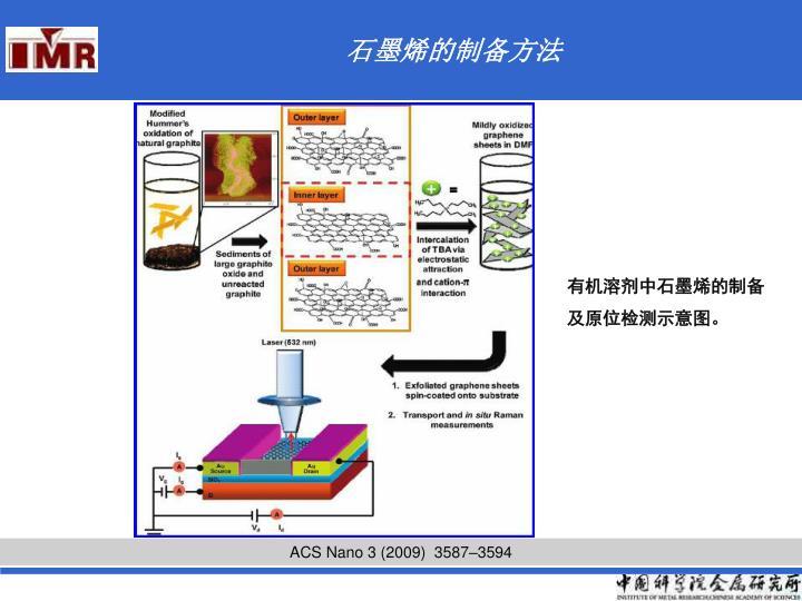 石墨烯的制备方法