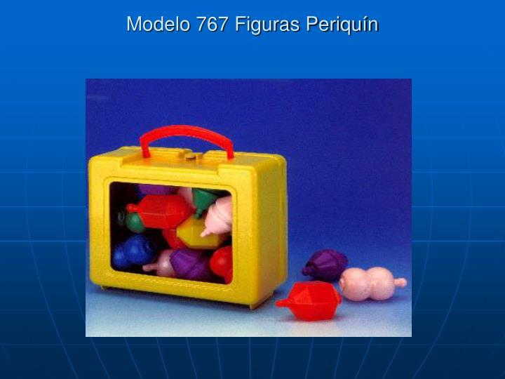 Modelo 767 Figuras Periquín