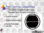 field service capabilities4