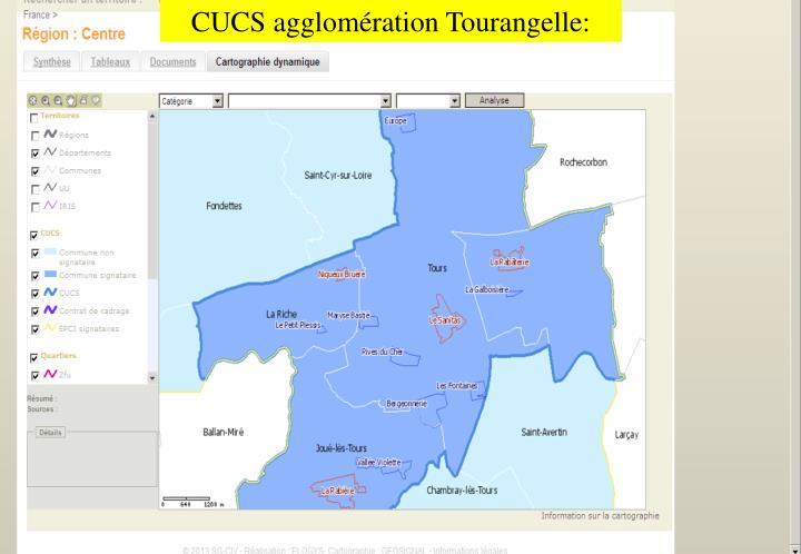 CUCS agglomération Tourangelle: