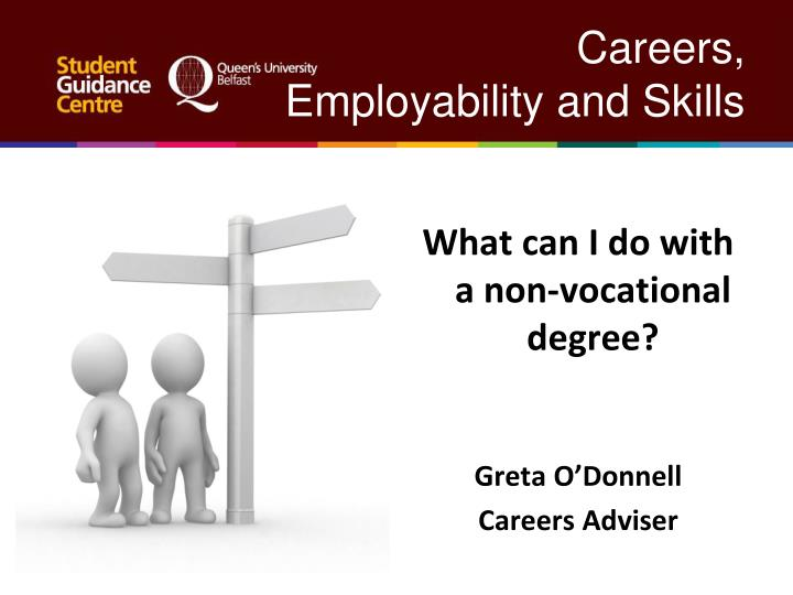 Careers employability and skills