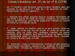 crimes tribut rios art 3 da lei n 8 137 90