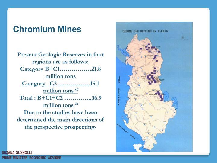 Chromium Mines