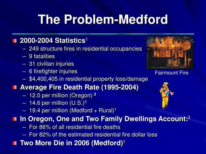 The Problem-Medford