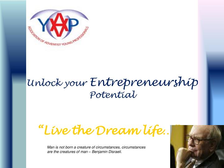Unlock your entrepreneurship potential