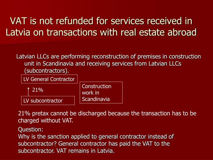 LV General Contractor