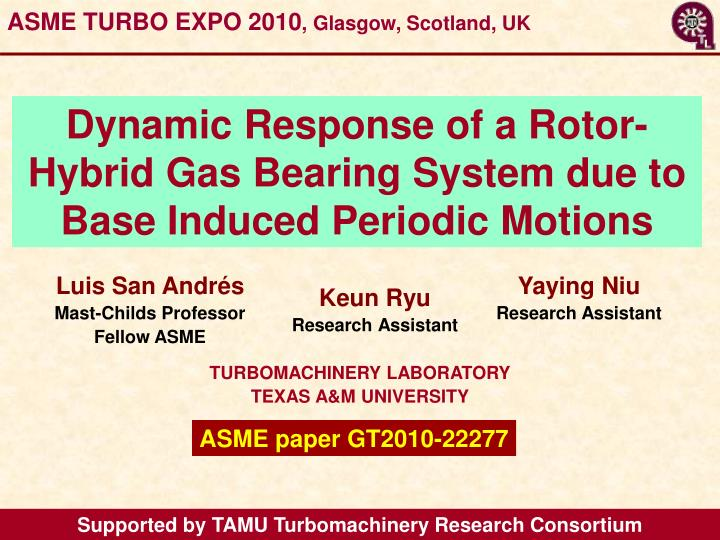 ASME TURBO EXPO 20