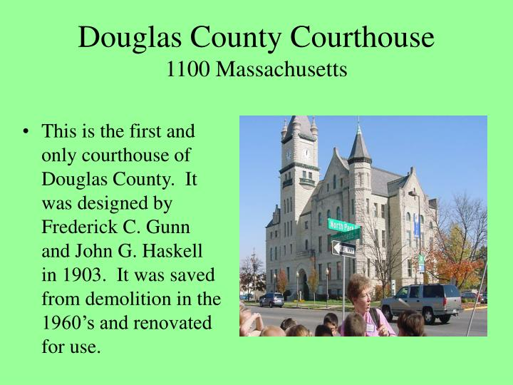 Douglas County Courthouse