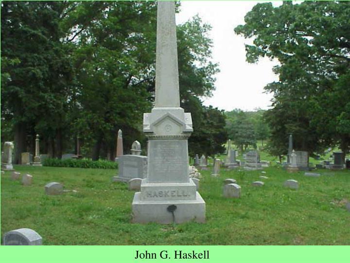 John G. Haskell