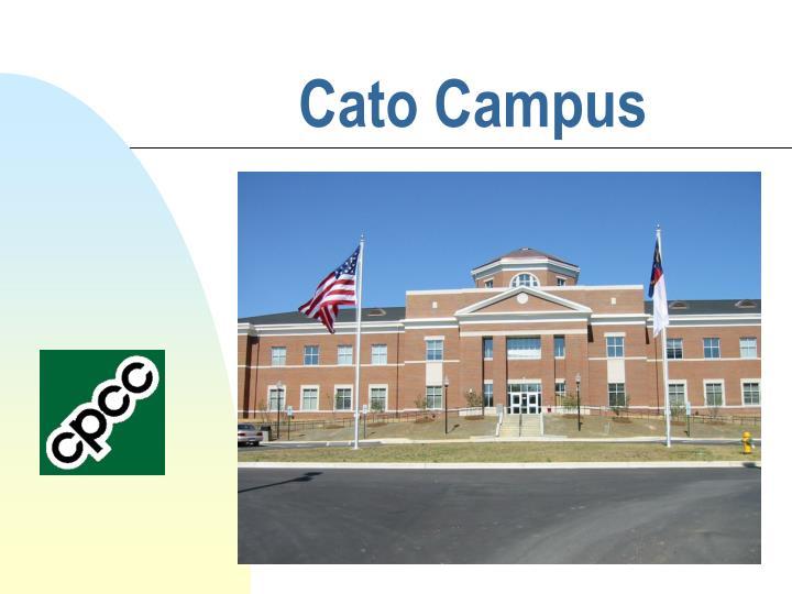 Cato Campus