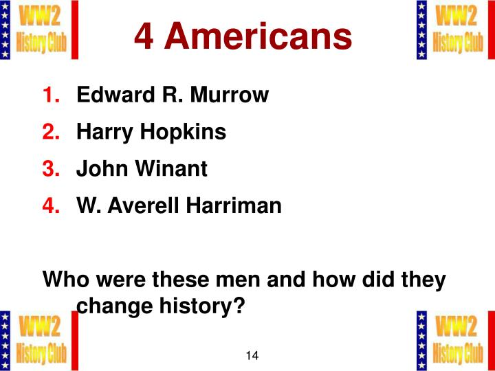4 Americans