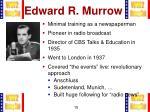 edward r murrow