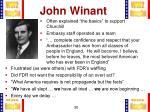 john winant2