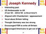 joseph kennedy