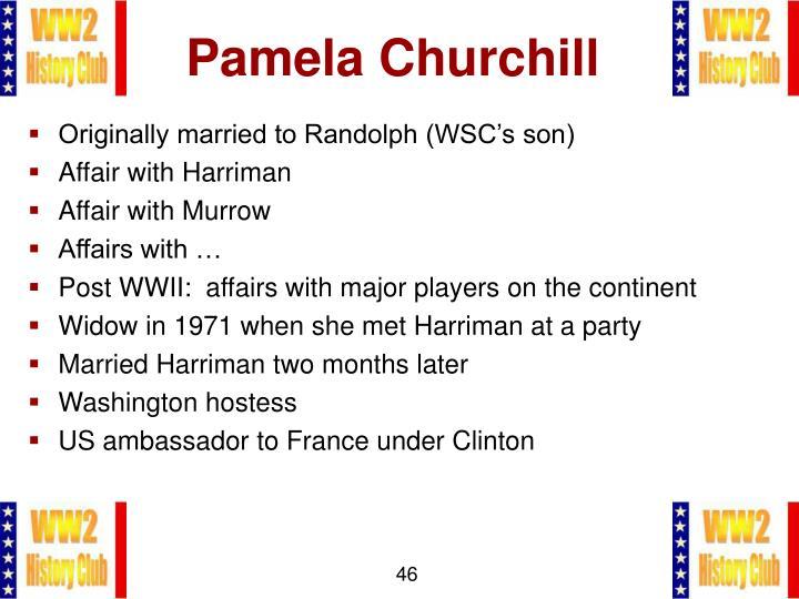 Pamela Churchill