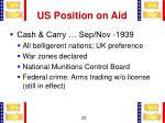 us position on aid1